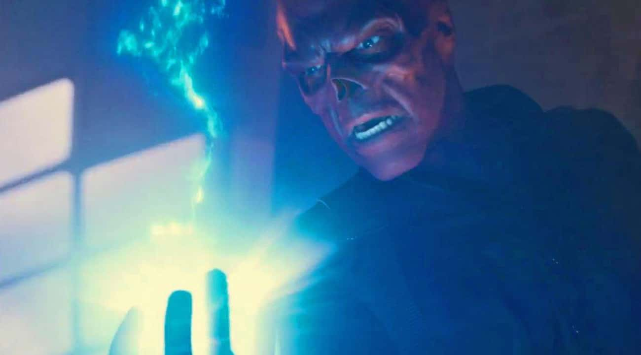 'Captain America: The First Avenger': The Red Skull Uncovers The Origin Of The Space Stone