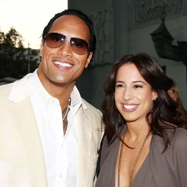 Dany Garcia is listed (or ranked) 3 on the list Dwayne Johnson Loves and Hookups