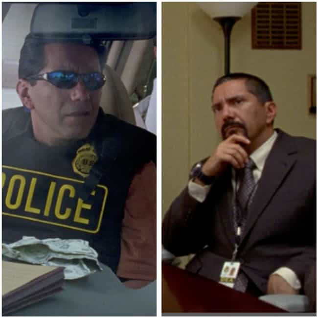 Steven Michael Quezada is listed (or ranked) 3 on the list How the Cast of Breaking Bad Aged from the First to Last Season