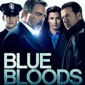 Blue Bloods is listed (or ranked) 4 on the list The Best Crime Shows on TV Right Now
