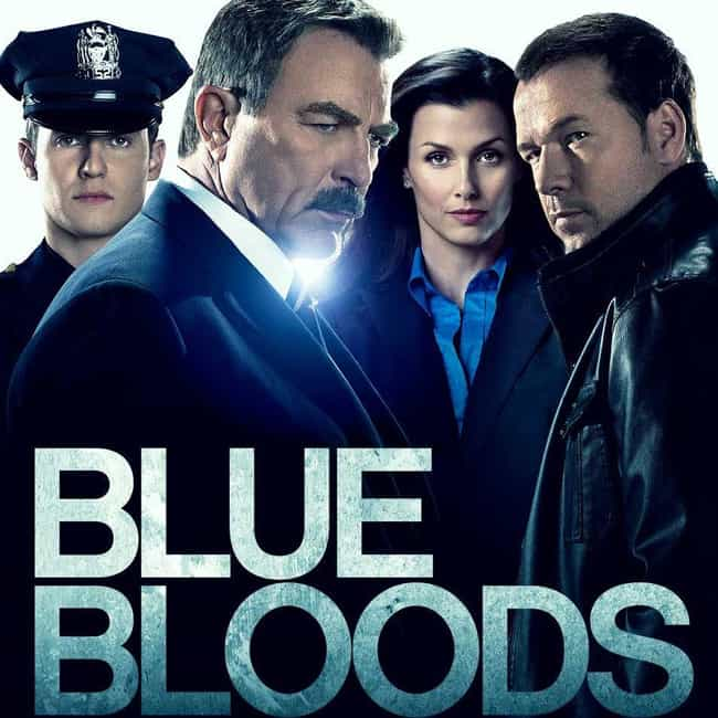 Blue Bloods is listed (or ranked) 1 on the list TV Shows Produced By Leonard Goldberg