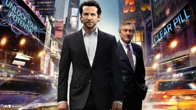 Limitless is listed (or ranked) 2 on the list 10 Blockbuster Film Scenarios You Can Live In Real Life