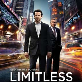 Limitless is listed (or ranked) 24 on the list The Best Drug Movies of All Time