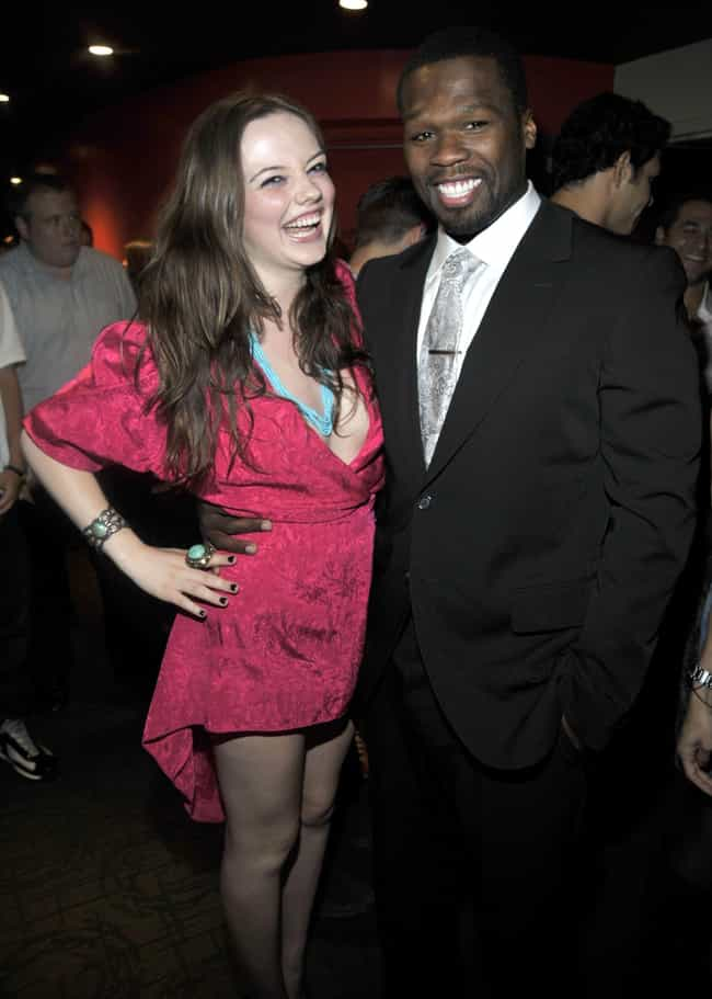 Emily Meade is listed (or ranked) 3 on the list Women Who 50 Cent Has Dated