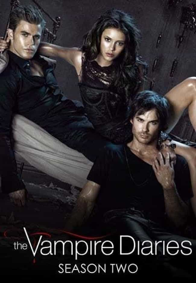 The Vampire Diaries - Se... is listed (or ranked) 2 on the list The Best Seasons of 'The Vampire Diaries'