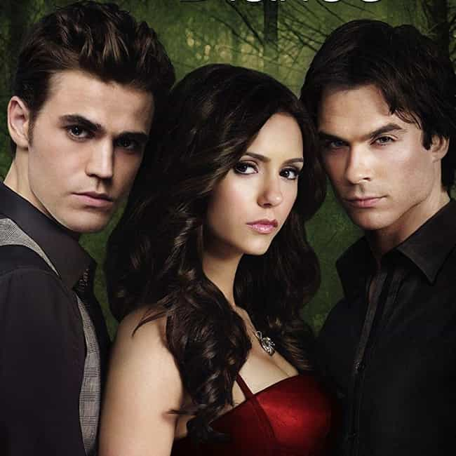 The Vampire Diaries - Se... is listed (or ranked) 2 on the list The Best Seasons of The Vampire Diaries