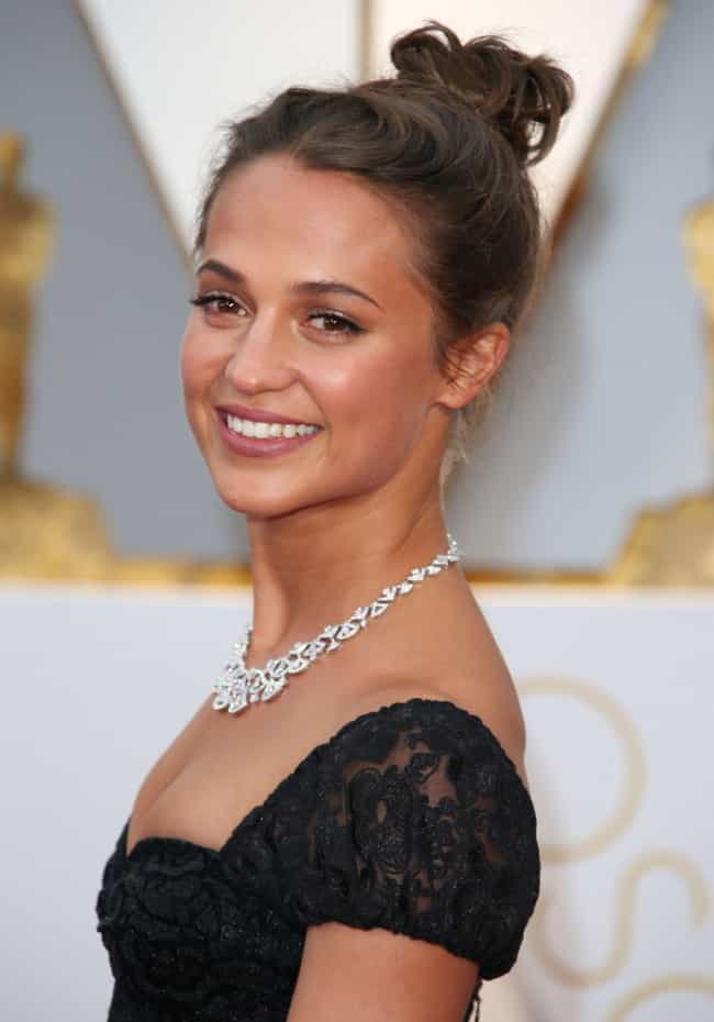 Alicia Vikander is listed (or ranked) 2 on the list Alexander Skarsgård Loves and Hookups