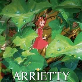 Arrietty 'Ett' Clock