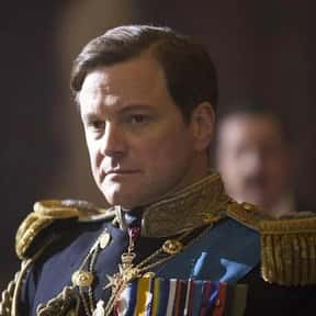 King George VI is listed (or ranked) 11 on the list The Very Best Oscar Winning Performances