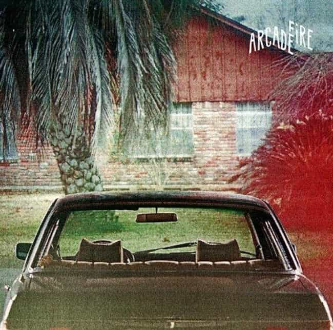 The Suburbs is listed (or ranked) 2 on the list The Best Arcade Fire Albums, Ranked