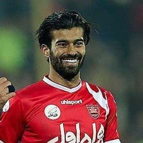 Ramin Rezaian is listed (or ranked) 24 on the list The Best Soccer Players from Iran
