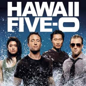 Hawaii Five-0 is listed (or ranked) 22 on the list The Very Best Procedural Dramas of the 2010s