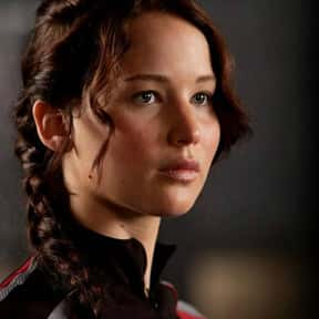 Katniss Everdeen is listed (or ranked) 24 on the list The Greatest Female Characters in Film History