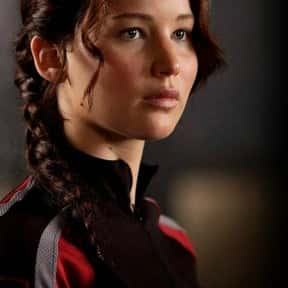 Katniss Everdeen is listed (or ranked) 11 on the list The Greatest Kid Characters in Film