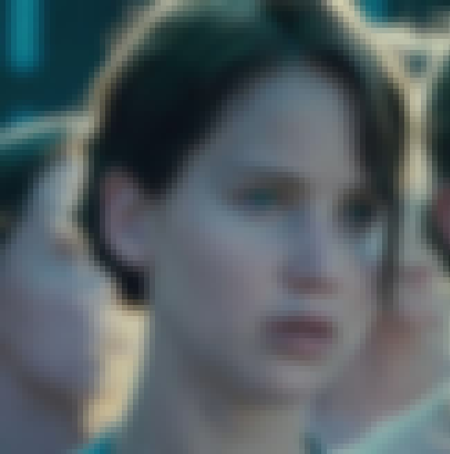 """Katniss Everdeen is listed (or ranked) 2 on the list The Hottest """"Before""""s In Teen Movies"""