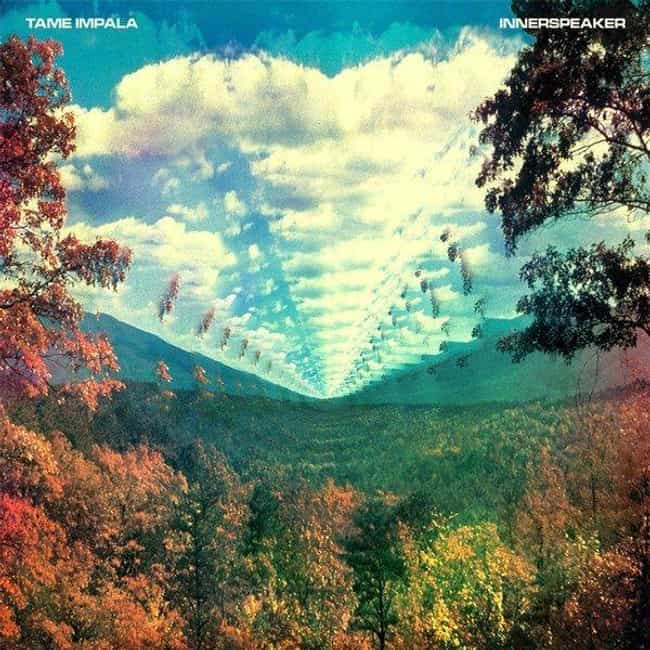 Innerspeaker is listed (or ranked) 3 on the list The Best Tame Impala Albums, Ranked