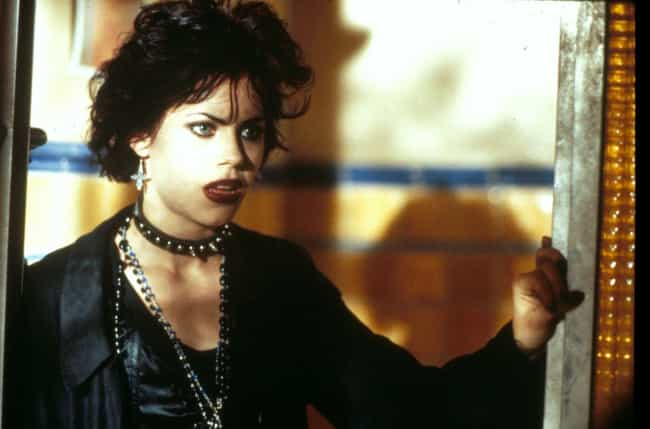 Nancy Downs is listed (or ranked) 3 on the list The Most Memorable Goth Characters From Movies