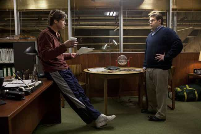 Moneyball is listed (or ranked) 1 on the list Movies Where the Director Was Fired in the Middle of Production