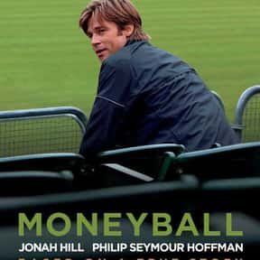 Moneyball is listed (or ranked) 13 on the list The Greatest Movies About Making Money