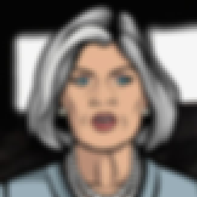 Malory Archer is listed (or ranked) 2 on the list All the Villains & Nemeses on Archer