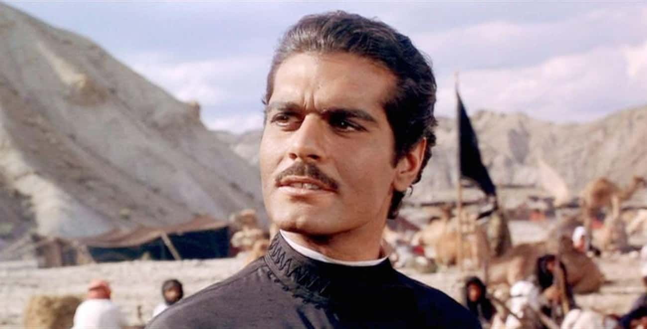 Sherif Ali In 'Lawrence of Ara is listed (or ranked) 4 on the list Major Characters In Historical Movies Who Never Actually Existed