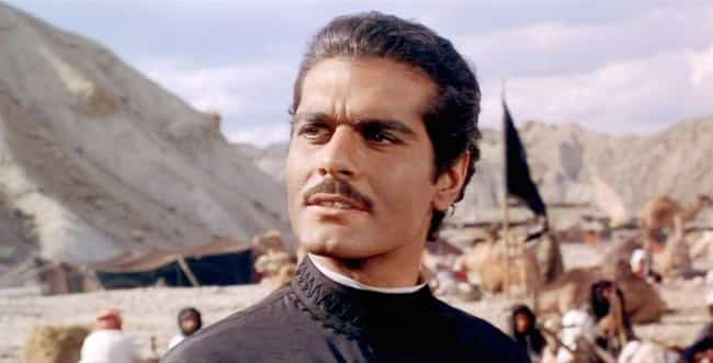 Sherif Ali is listed (or ranked) 4 on the list Major Characters In Historical Movies Who Never Actually Existed