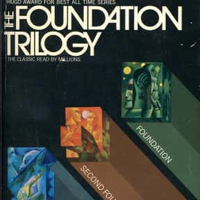 The Foundation Trilogy is listed (or ranked) 7 on the list NPR's Top 100 Science Fiction & Fantasy Books