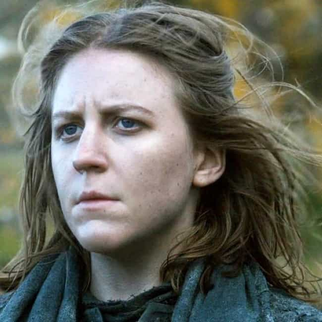 Yara Greyjoy is listed (or ranked) 4 on the list All Members of House Greyjoy
