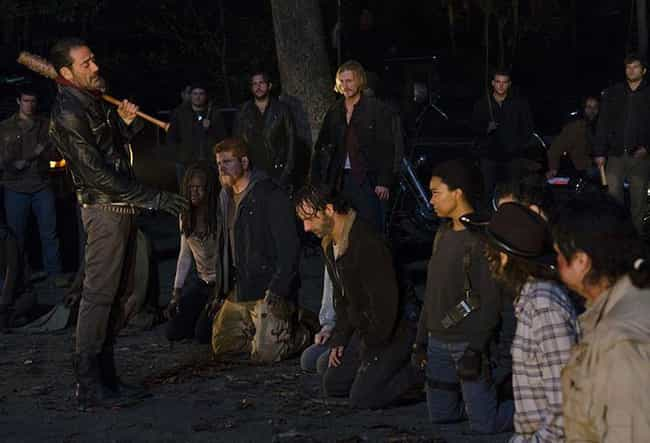 The Walking Dead is listed (or ranked) 1 on the list 14 TV Shows That Gave You Plenty of Reasons to Stop Watching