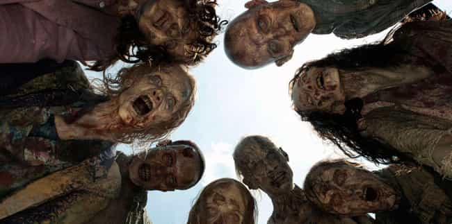 The Walking Dead is listed (or ranked) 1 on the list 17 Television Shows That Put Insane Amounts Of Effort Into Tiny Details