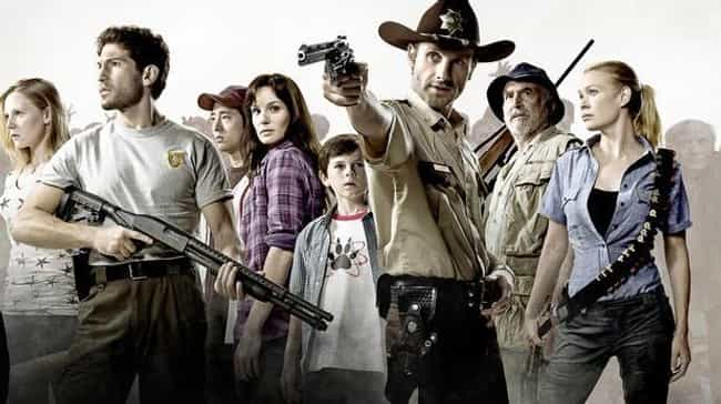 The Walking Dead is listed (or ranked) 7 on the list Shows That Should Have Been Only One Season