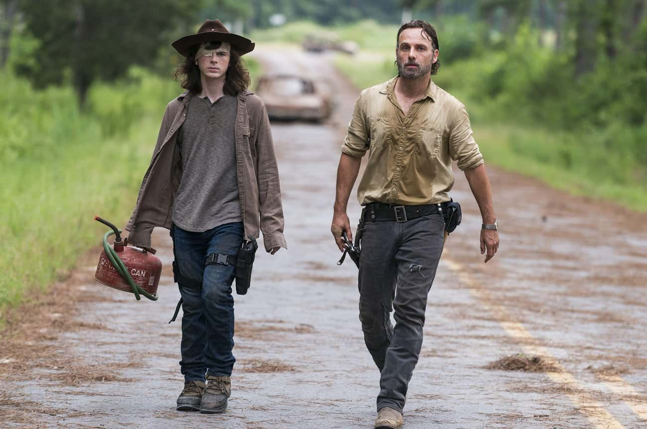 The Walking Dead is listed (or ranked) 3 on the list Long-Running TV Series That People Need To Stop Watching