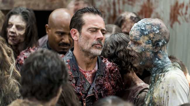 The Walking Dead is listed (or ranked) 1 on the list Popular Nerdy Franchises You're Too Embarrassed To Admit You Hate