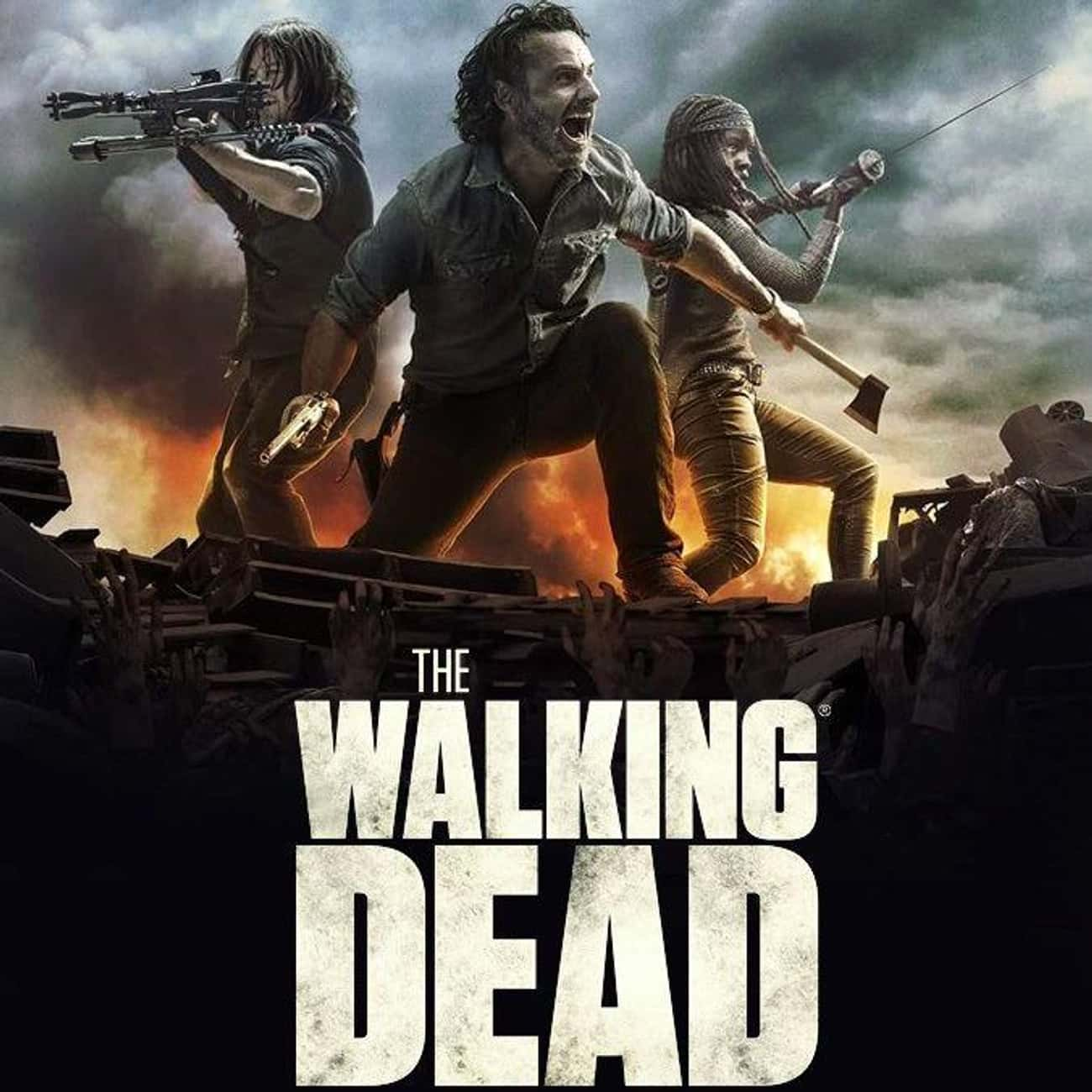 The Walking Dead is listed (or ranked) 3 on the list What to Watch If You Love 'Fear the Walking Dead'