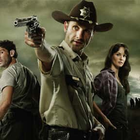 The Walking Dead is listed (or ranked) 13 on the list The Best Action-Adventure TV Shows