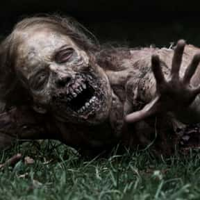 The Walking Dead is listed (or ranked) 4 on the list Shows That May Be Just Too Scary For TV