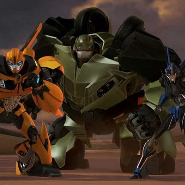 Transformers: Prime is listed (or ranked) 1 on the list The Best Transformers Shows Of All Time