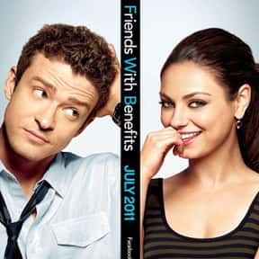 Friends with Benefits is listed (or ranked) 1 on the list The Best Justin Timberlake Movies