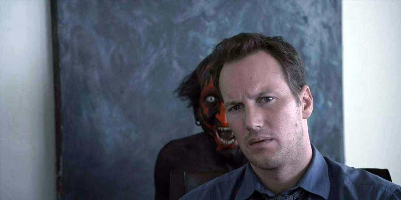 Insidious is listed (or ranked) 2 on the list Scenes From Horror Movies That Are Burned Into Your Memory