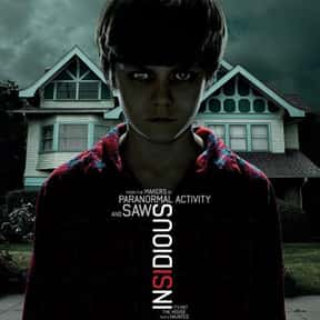 Insidious is listed (or ranked) 9 on the list The Scariest Movies Ever Made