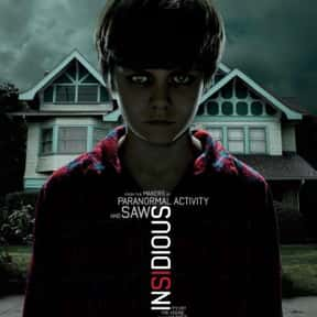 Insidious is listed (or ranked) 1 on the list The Best PG-13 Horror Movies