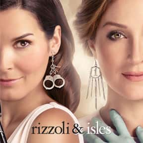 Rizzoli & Isles is listed (or ranked) 6 on the list The Very Best Procedural Dramas of the 2010s