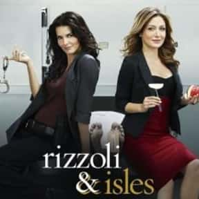 Rizzoli & Isles is listed (or ranked) 7 on the list The Best Crime Fighting Duo TV Series