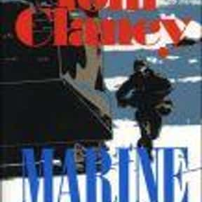 Marine is listed (or ranked) 23 on the list The Best Tom Clancy Books of All Time