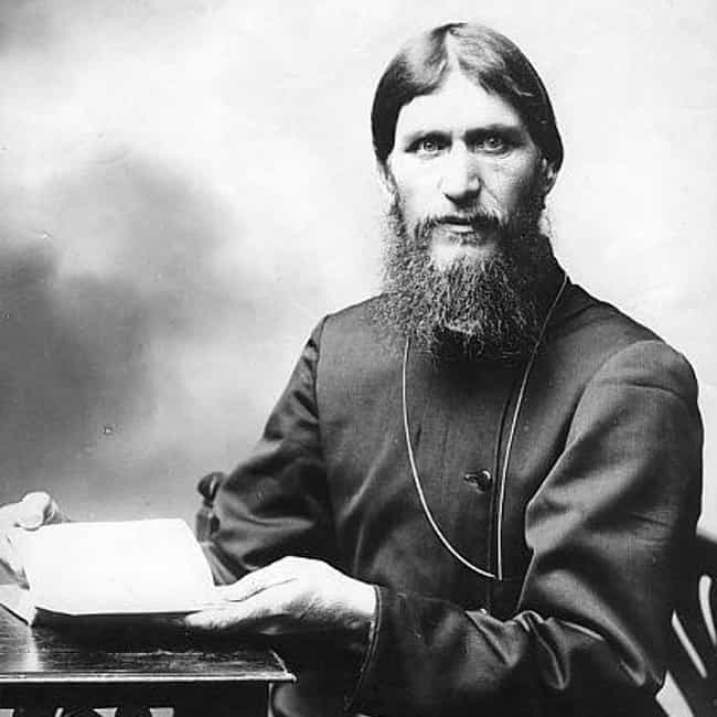 Rasputin is listed (or ranked) 1 on the list 12 Historical Figures Whose Deaths Were Outrageously Exaggerated