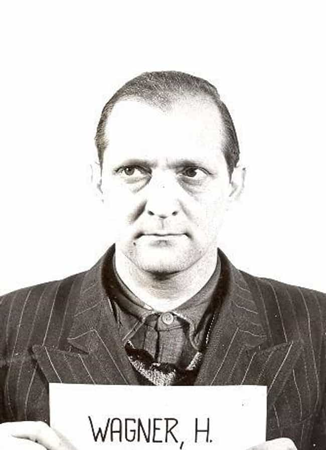 Horst Wagner is listed (or ranked) 3 on the list Famous Nazi War Criminals Who Escaped Punishment