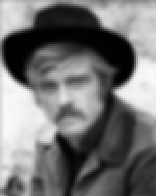 The Sundance Kid is listed (or ranked) 4 on the list The Best Mustaches in Film
