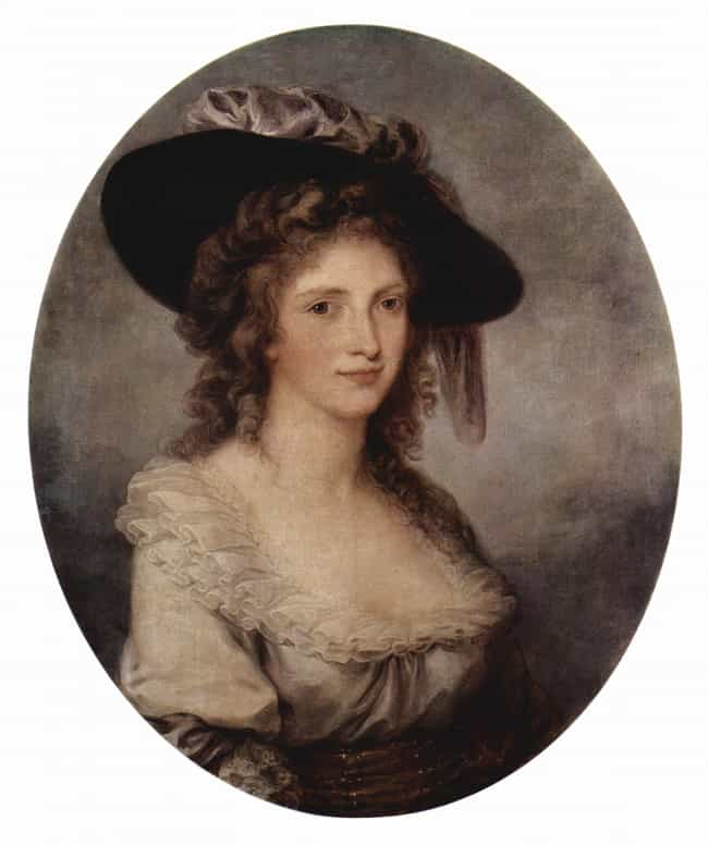 The Duchess of Devonshire is listed (or ranked) 4 on the list Famous Georgiana Cavendish, Duchess of Devonshire Art