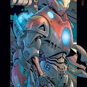 Ultimate Iron Man is listed (or ranked) 15 on the list The Best Iron Man Versions Of All Time