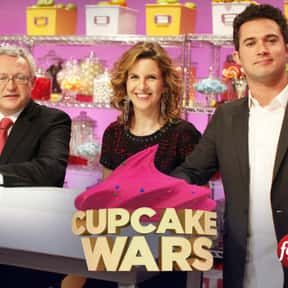 Cupcake Wars is listed (or ranked) 6 on the list The Best Baking Competition Shows Ever Made